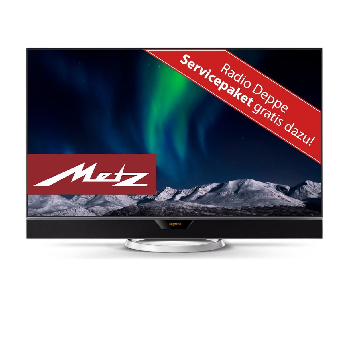 Metz TV + RadioDeppe Servicepaket