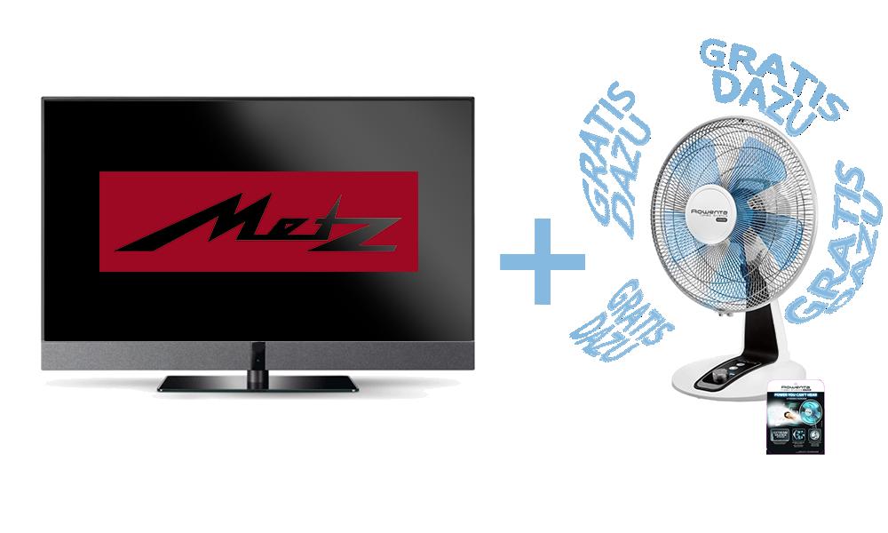 Bei jedem Metz TV ein Geschenk erhalten